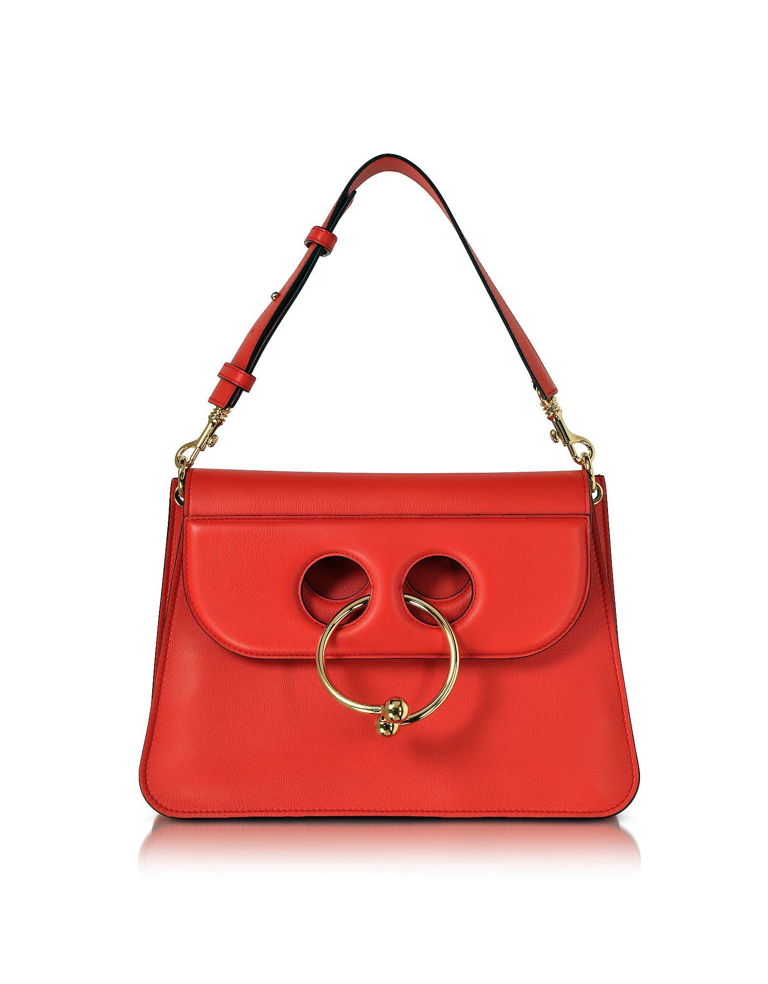 pierced shoulder bag - Red J.W.Anderson uyH0zIBMSv