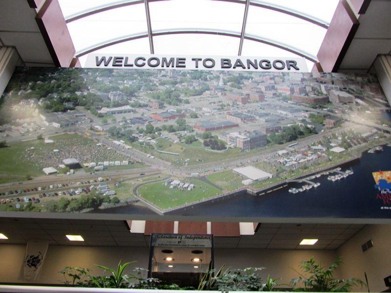 Bangor International Airport Maine Bangor Maine Bangor Maine