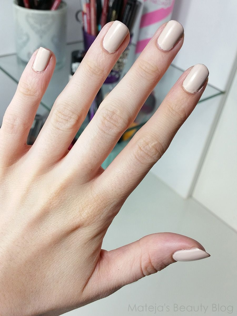 Essence I Love Trends Nail Polish The Nudes in 02 I Nude it ...