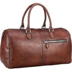 Weekender #mulberrybag Bugatti Reisetasche Domus Travel Bag Cognac BugattiBugatti
