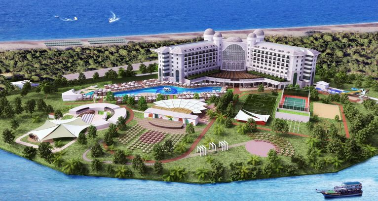 Ultra Last Minute Oferta Hotel Water Side Resort Spa 5 Antalya Resort Spa Resort Antalya