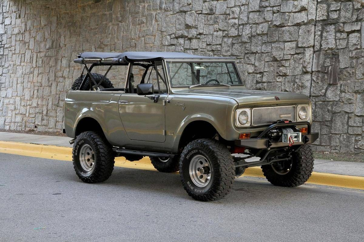 1970 international scout for sale 1895515 hemmings for Motor vehicle for sale