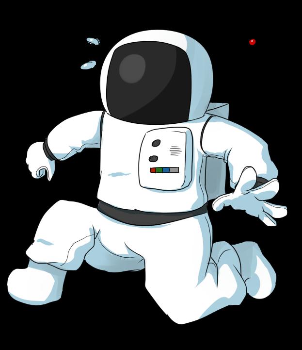 Galaxy astronaut. Pin by hopeless on