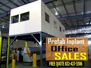 #649 PBI Prefabricated Modular In Plant Office Building Installation, Sales  U0026 Design