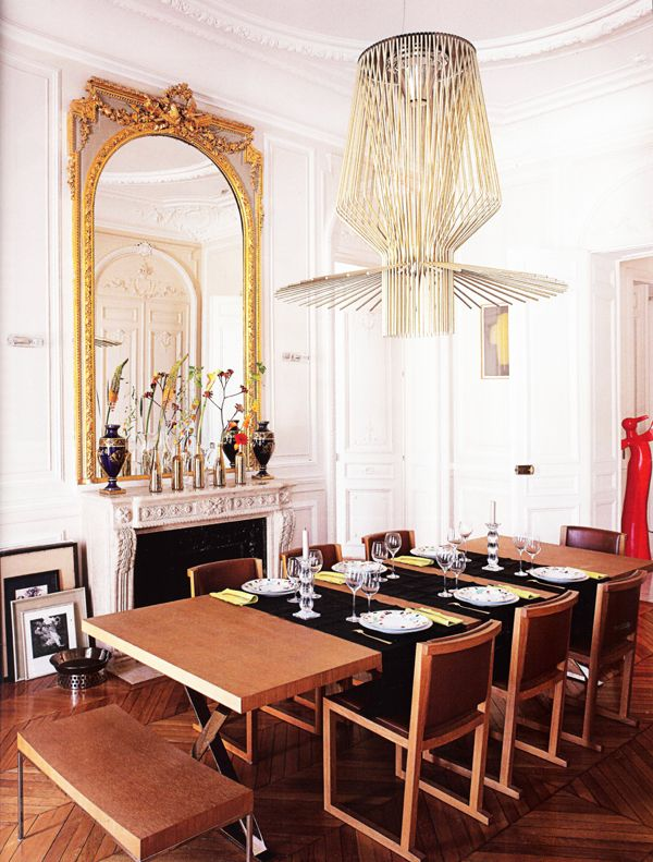 A Perfect Dining Room.