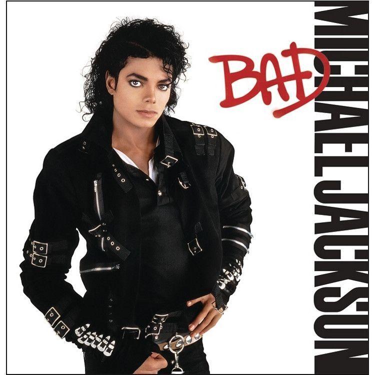 Michael Jackson - Bad on 180g Vinyl LP | Michael Jackson | Pinterest ...