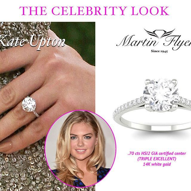 Be The Center Of Attention With A Gorgeous Solitaire