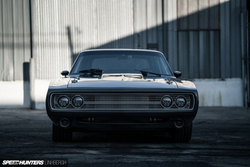 When Muscle Car Meets Hypercar The Tantrum Charger Speedhunters Custom Muscle Cars Dodge Charger Old Classic Cars