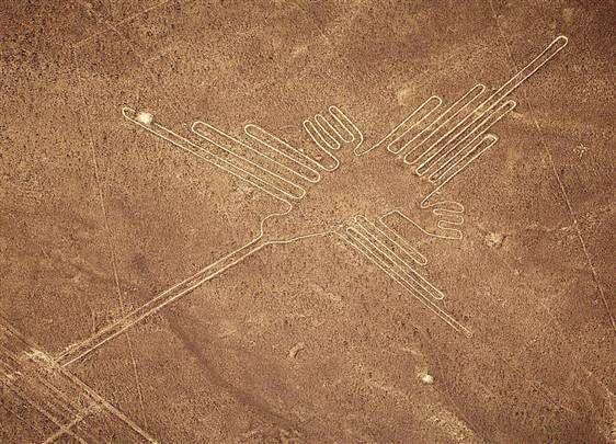 Geoglyphs of Nazca
