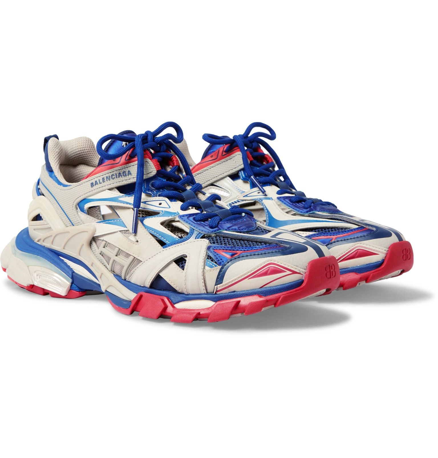 BALENCiAGA TRACK 2 Sneaker Trainer Black Eu 44 Uk 10