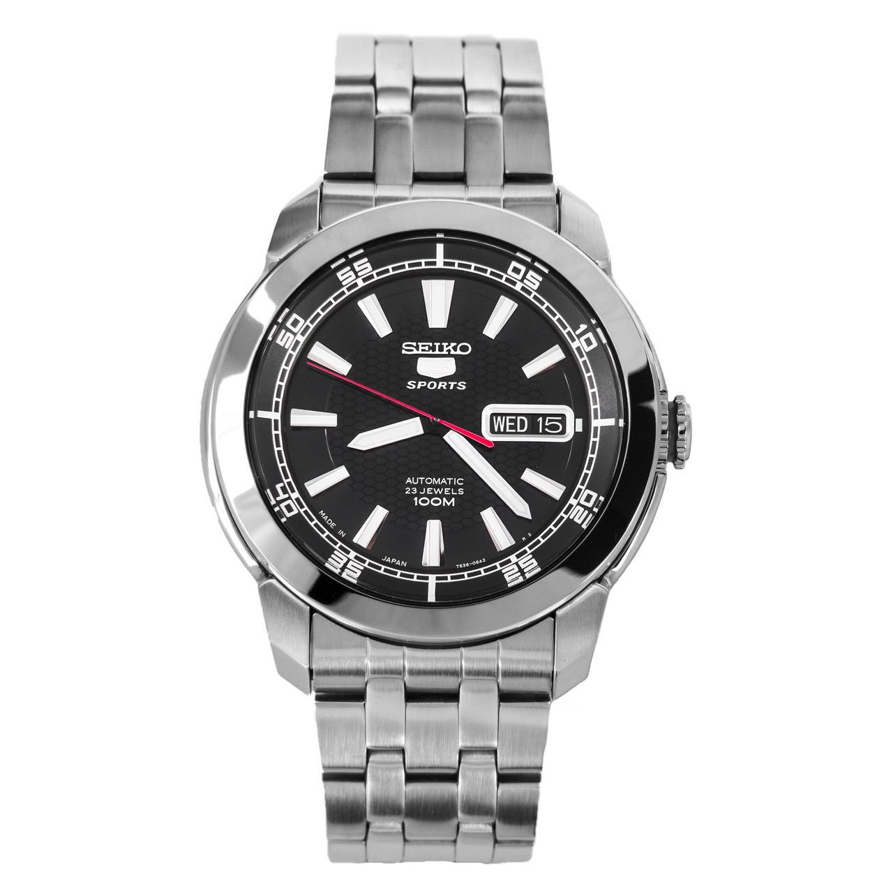 Seiko 5 Sports SNZH63J SNZH63 Automatic Mens Watch