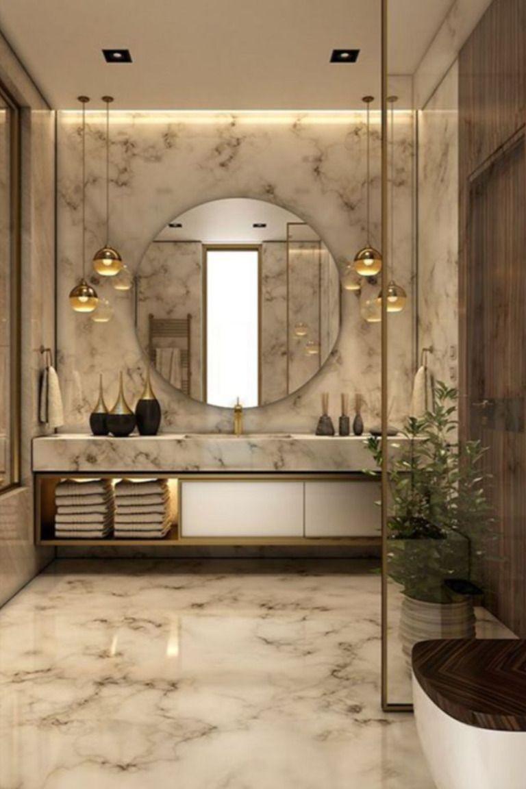 Bathroom Decor Uk Bathroom Decor Yellow And Grey Bathroom Decor With Towels Bathroom In 2020 Bathroom Decor Luxury Bathroom Interior Design Modern Bathroom Design