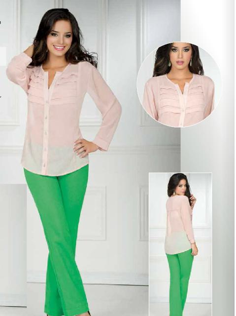 blusas de moda ryocco