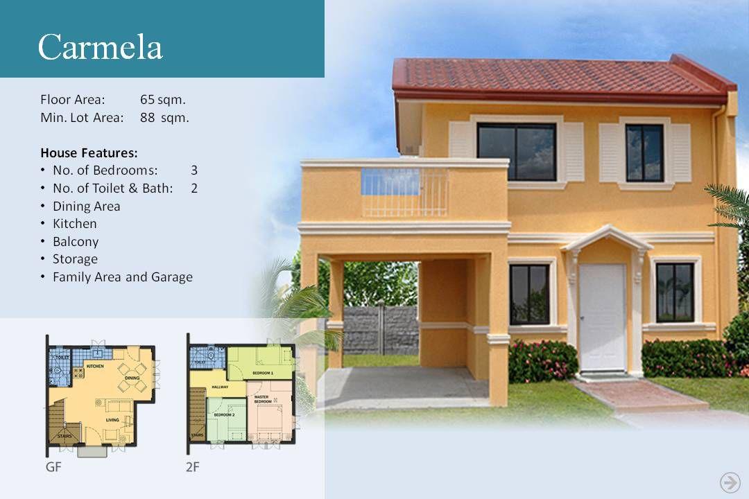 Carmela Model House Camella Homes Bacoor
