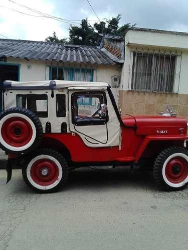 1954 Jeep Willys Jeep Willys Carros Y Motos Camionetas