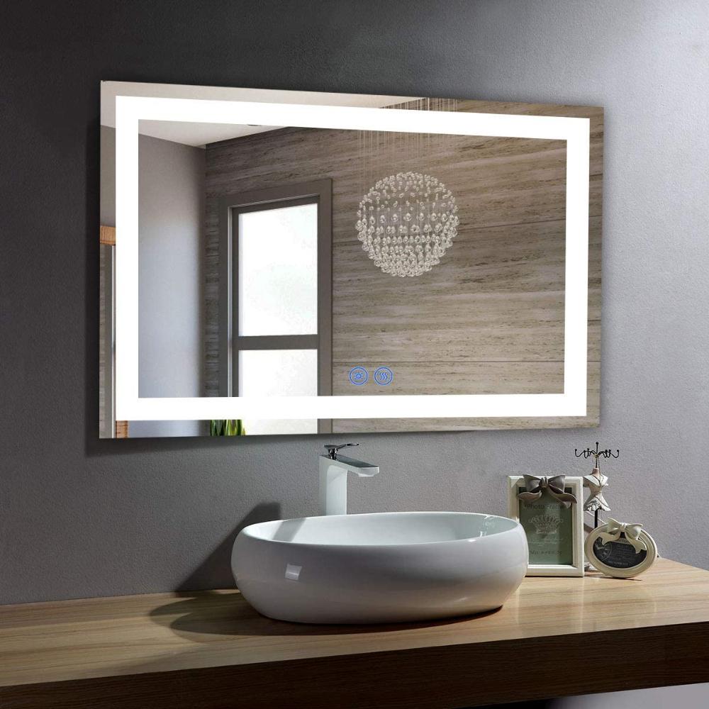 Perfect As A Bathroom Tv Mirror Above A Vanity In A Dressing Room Or A Spa Seura Vanity Tv Mirrors Are Bathroom Vanity Designs Mirror Custom Bathroom Vanity [ 906 x 1000 Pixel ]