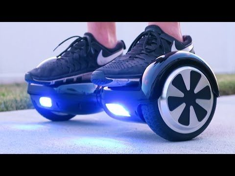 Two Wheels Smart Self Balancing Electric Hoverboard Scooter with Bluetooth  (Black) The iGlideX is