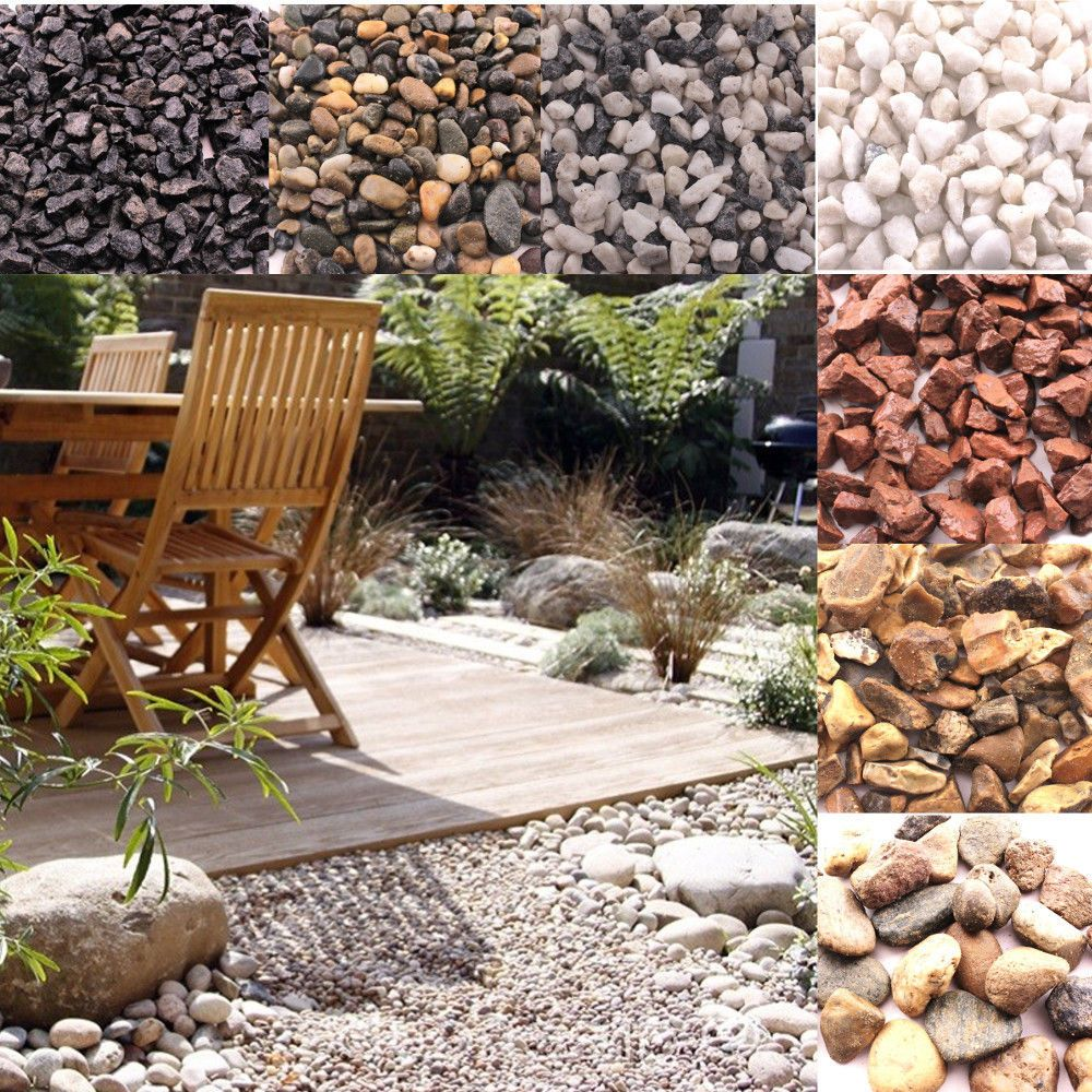 Landscape Rocks And Pebbles 118861 Decorative Stone And