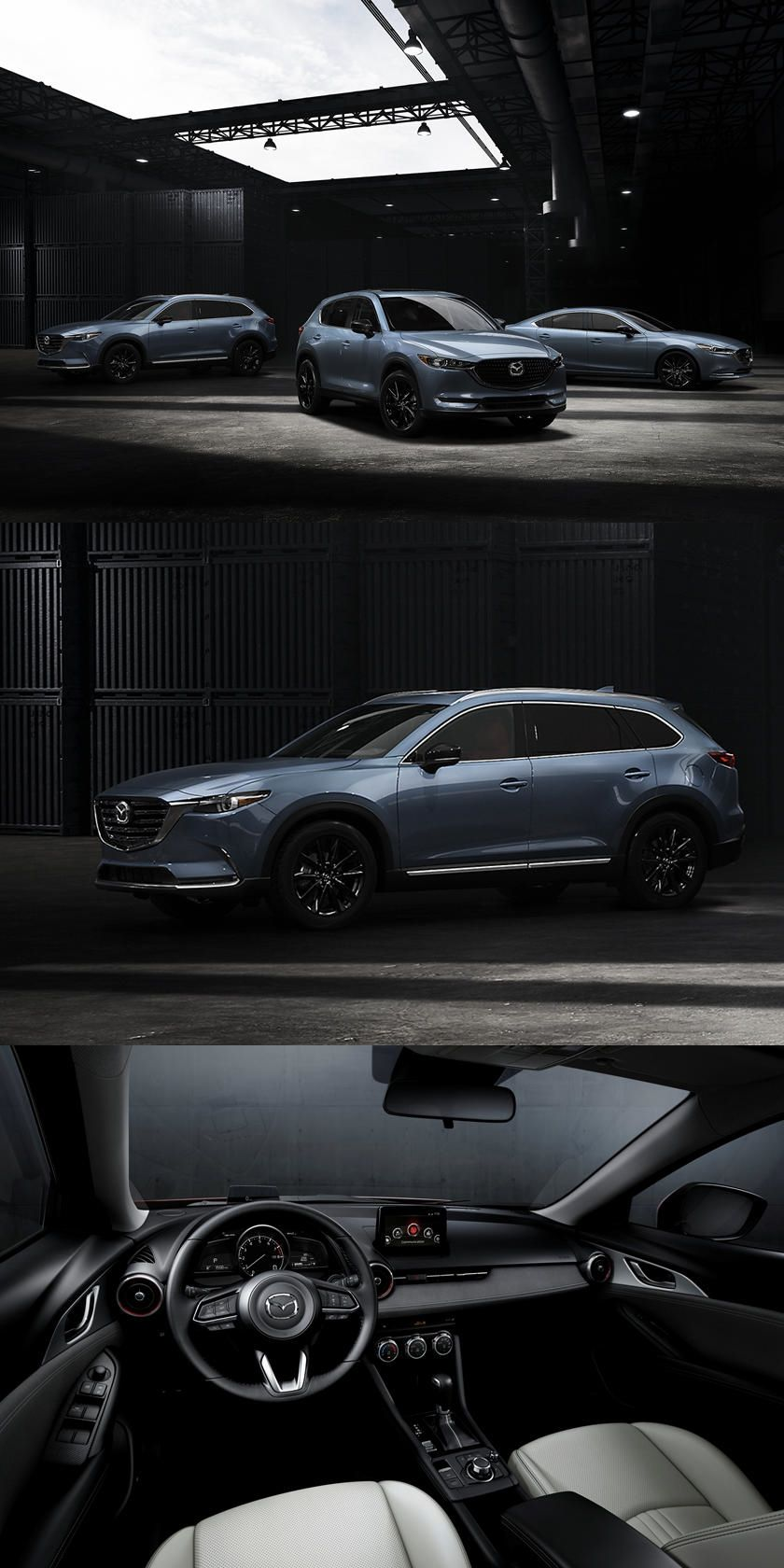 Mazda Brings Special Carbon Editions To Three Popular Models Does This Mean New Models Are Coming Soon Mazda New Cars Car Paint Colors