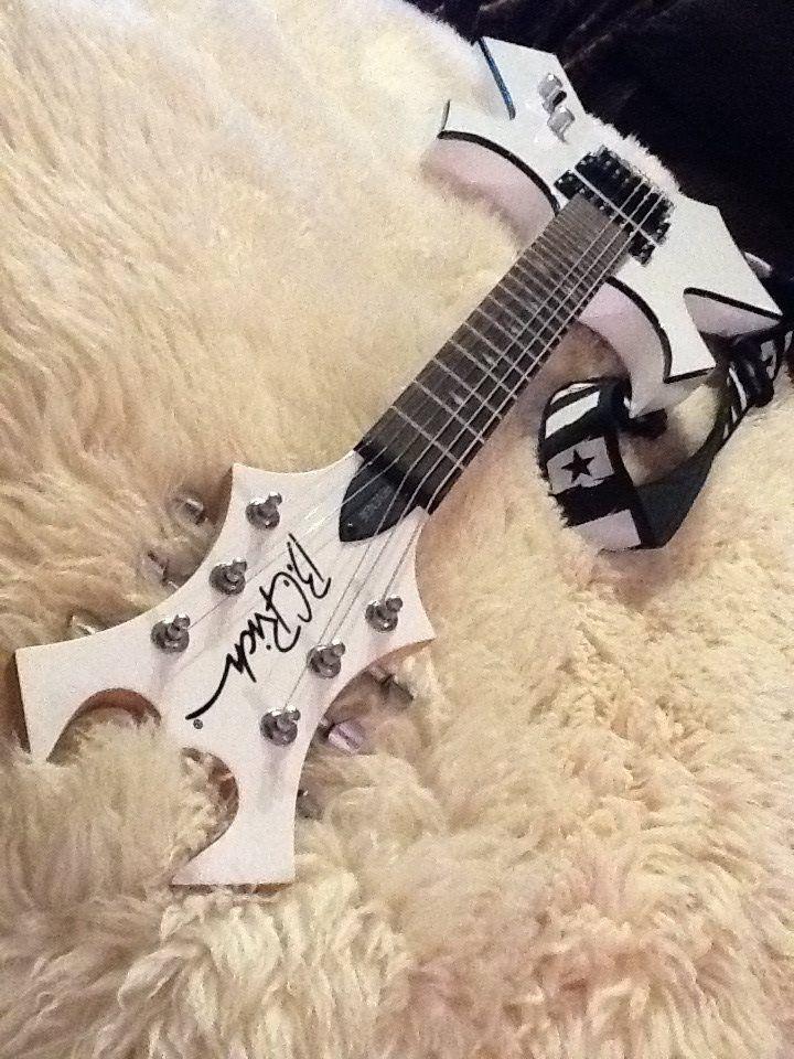 My Guitar B C Rich Warlock Cool Guitar Guitar Guitar Collection