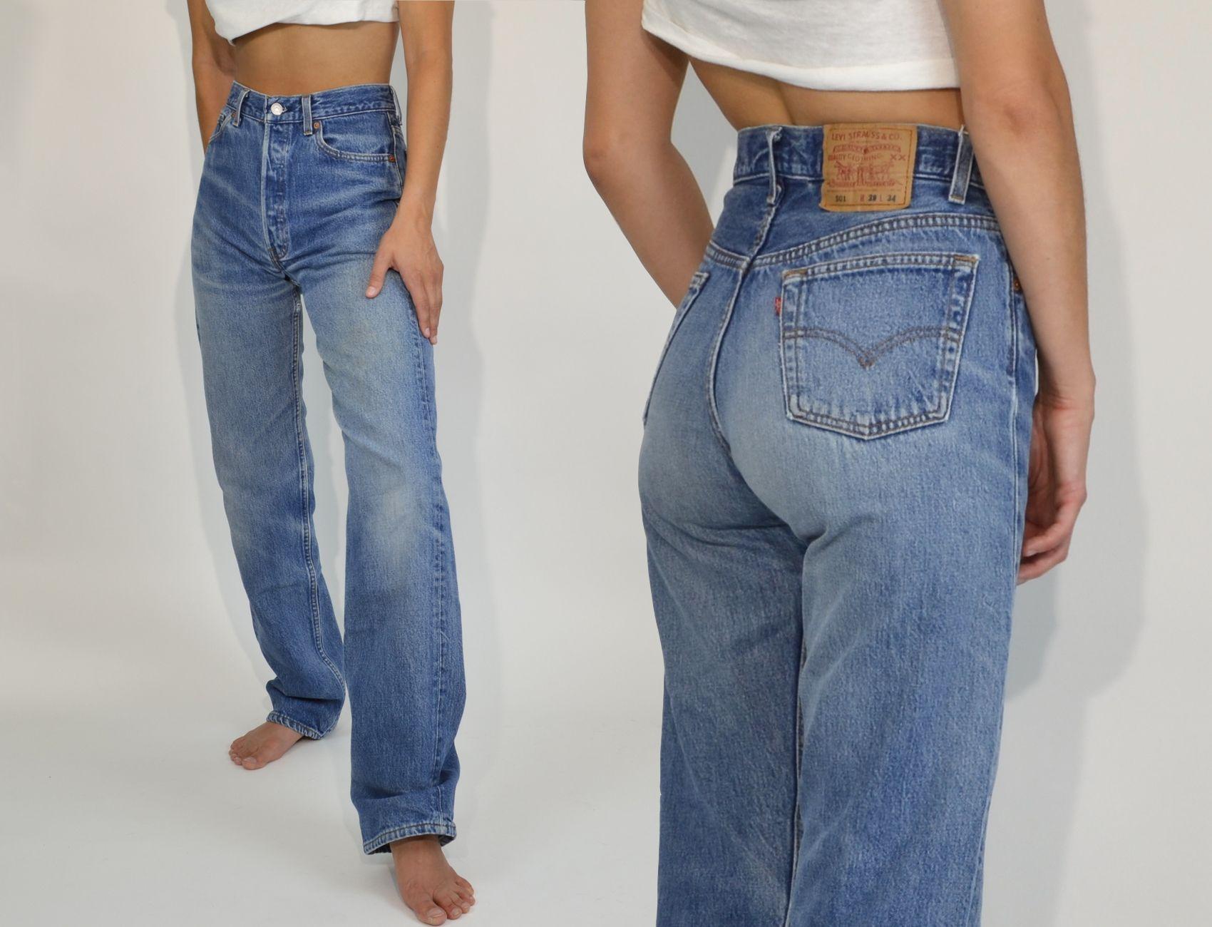Vintage Levi S 501 Levi Jeans 501 Mom Jeans Outfit Clothes