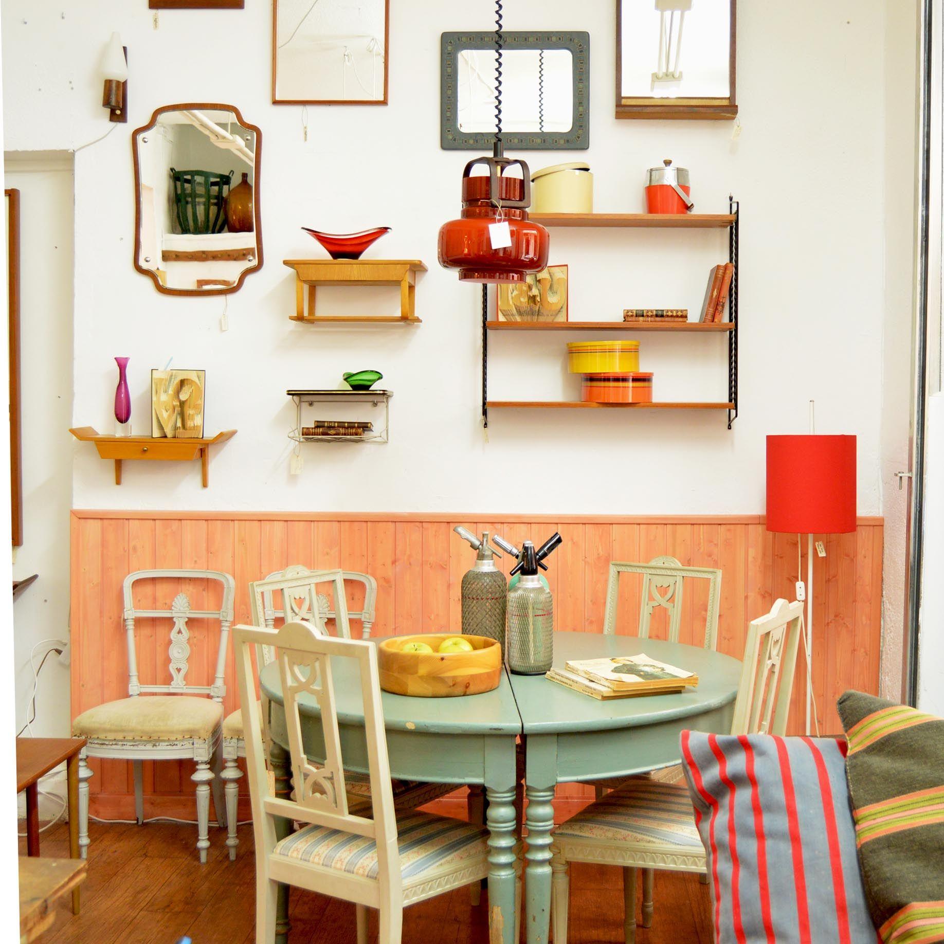 Primeros Momentos En La Tienda Igloo Vintage Tienda Igloo  # Muebles Paco Duque