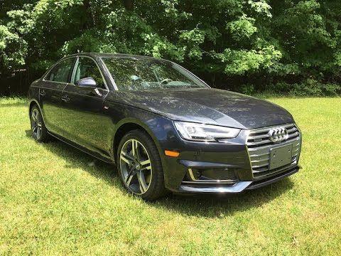 2017 Audi A4 Redline Review 2017 Audi A4 Audi Audi A4