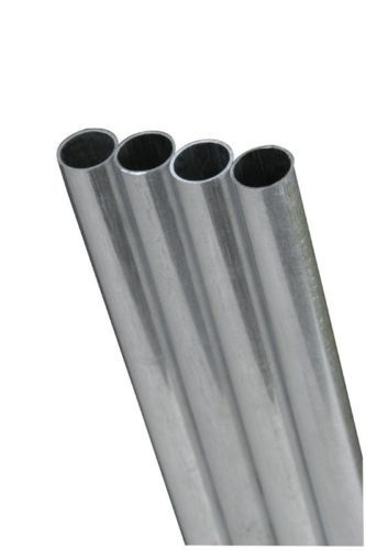 K S Round Tube 3 16 D X 12 L Stainless Steel 304 Carded Business Industrial Manufacturing Met Stainless Steel Tubing Stainless Steel 304 Aluminum Metal