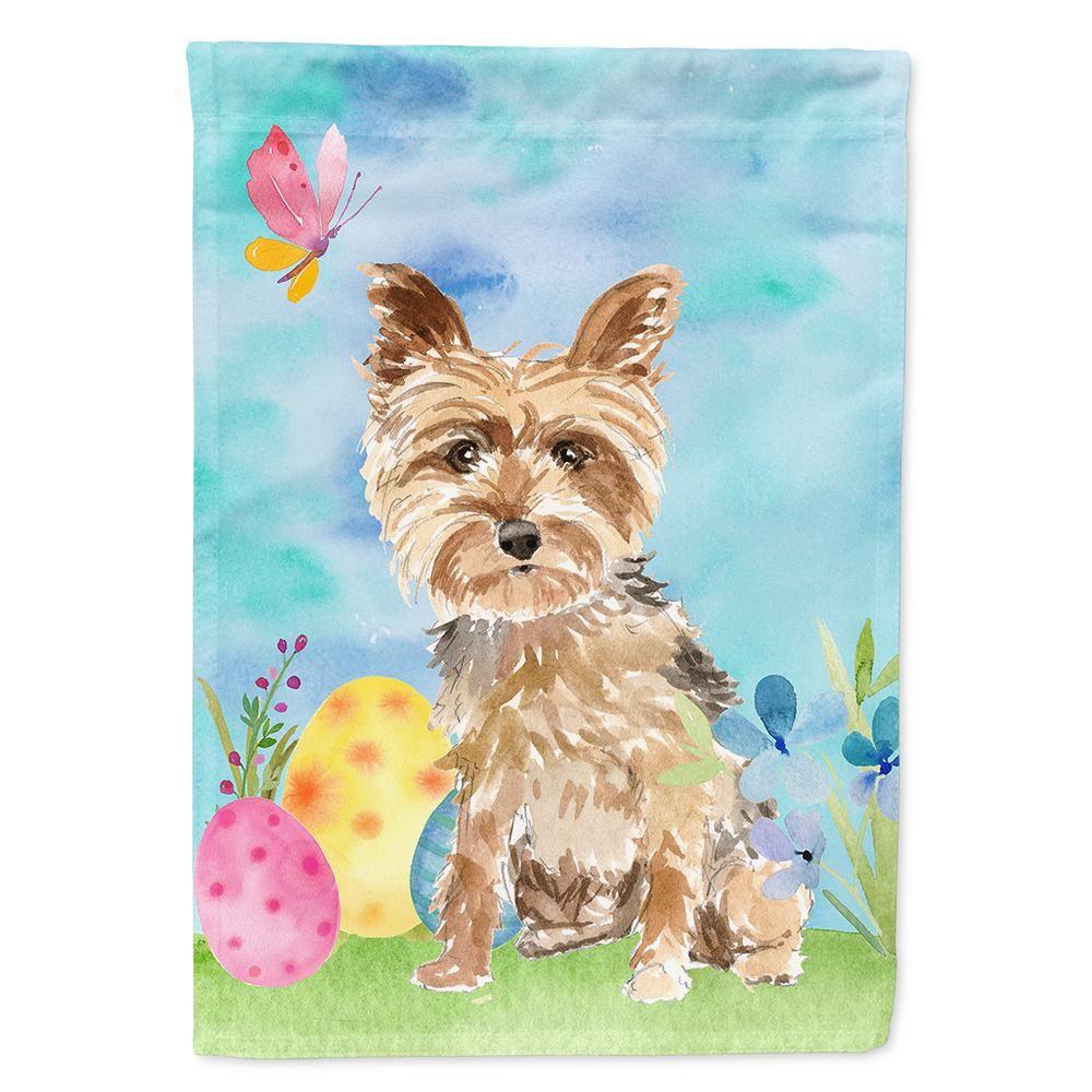 Carolines Treasures Cairn Terrier Spring Pillowcase Standard Multicolor