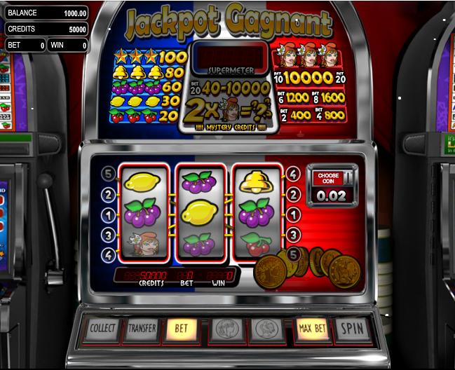 Jackpot Gagnant Spilleautomater | Omtale