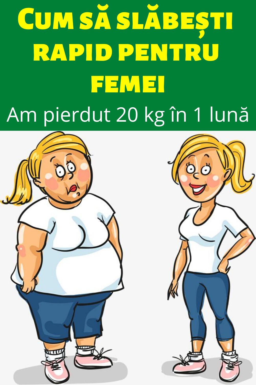 greutate sănătoasă de pierdut într-o săptămână)