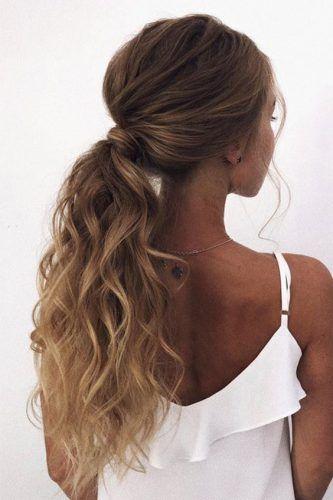 Penteados de Noiva: + de 150 lindas inspirações pra escolher o seu [2019]