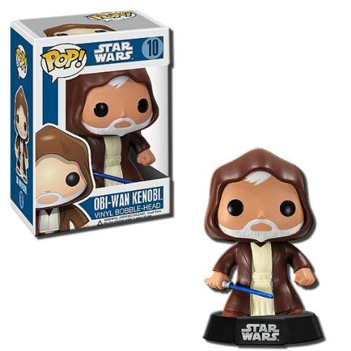 FunKo Free Shipping! Star Wars: Clone Wars Obi Wan Kenobi