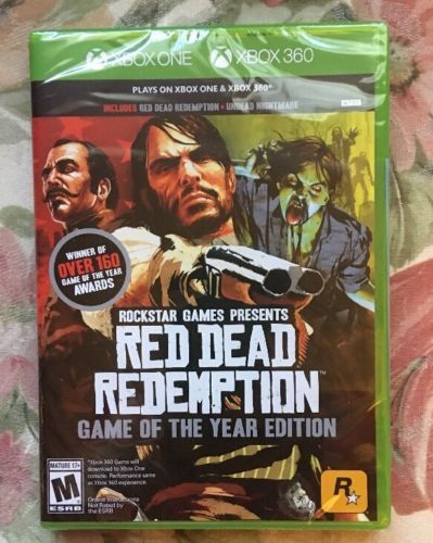 Red Dead Redemption Game of the Year Edition (Microsoft Xbox 360 2011) https://t.co/EypyfRI8st https://t.co/KGvMpcVTvW