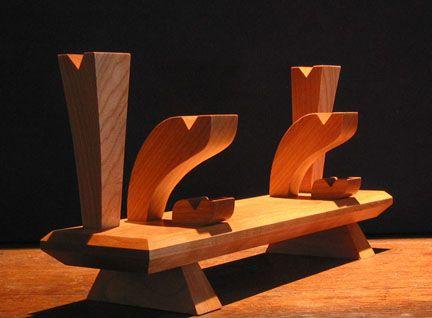 Kingfisher Woodworks Llc Display Stands Aiki