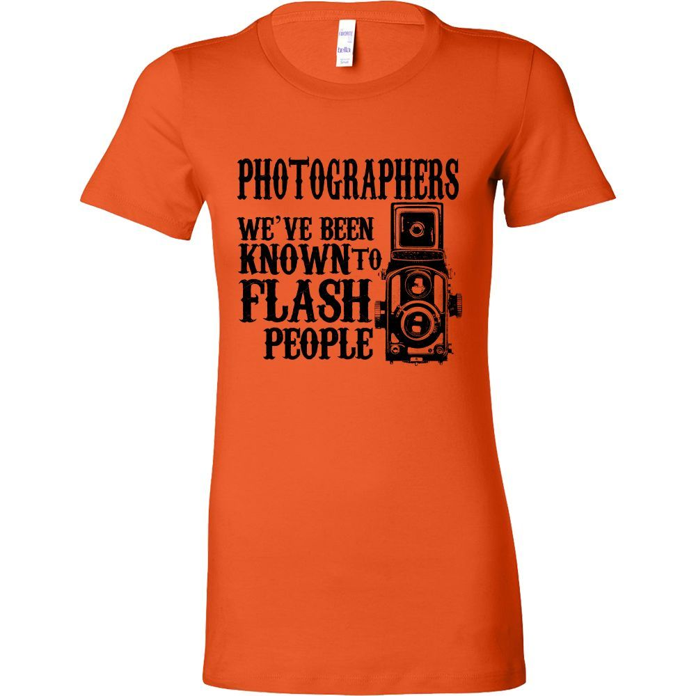 Photographers We've Been Known T-Shirt