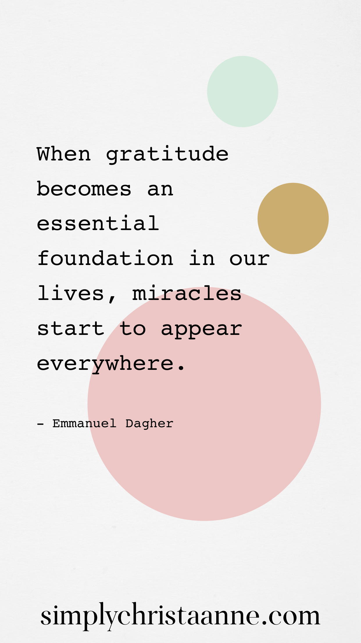 30 Quotes to Inspire & Encourage Gratitude