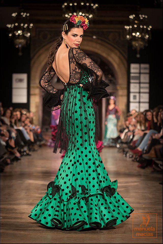 Colección de trajes de flamenca 2015