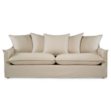 Savannah 85 Slipcovered Sofa Found At Jcpenney Small Places