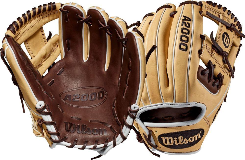 "Wilson A2000 Series 1786 11.5"" Baseball Glove (eBay Link"