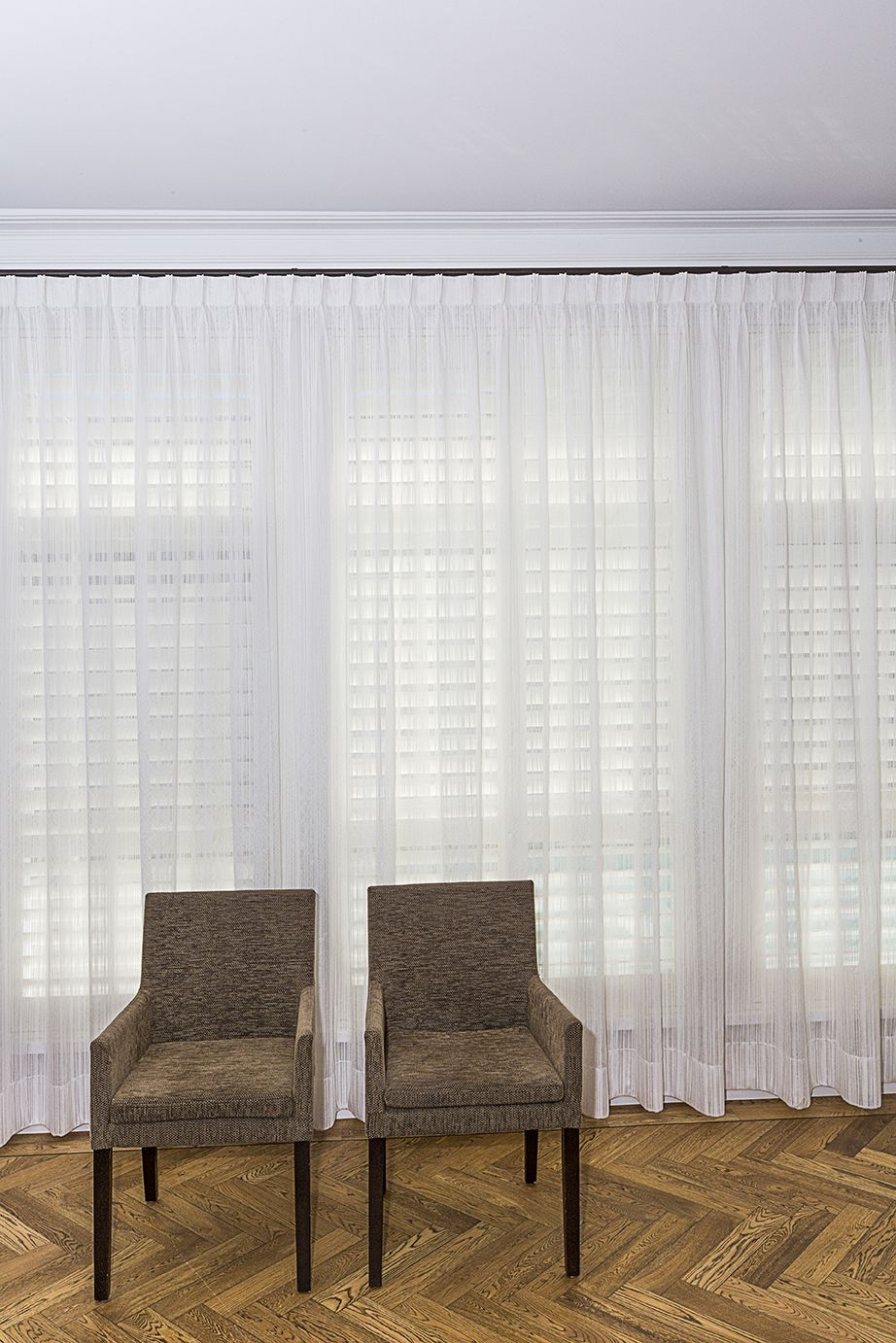 white flowing curtains | a lighter shade of pale | pinterest