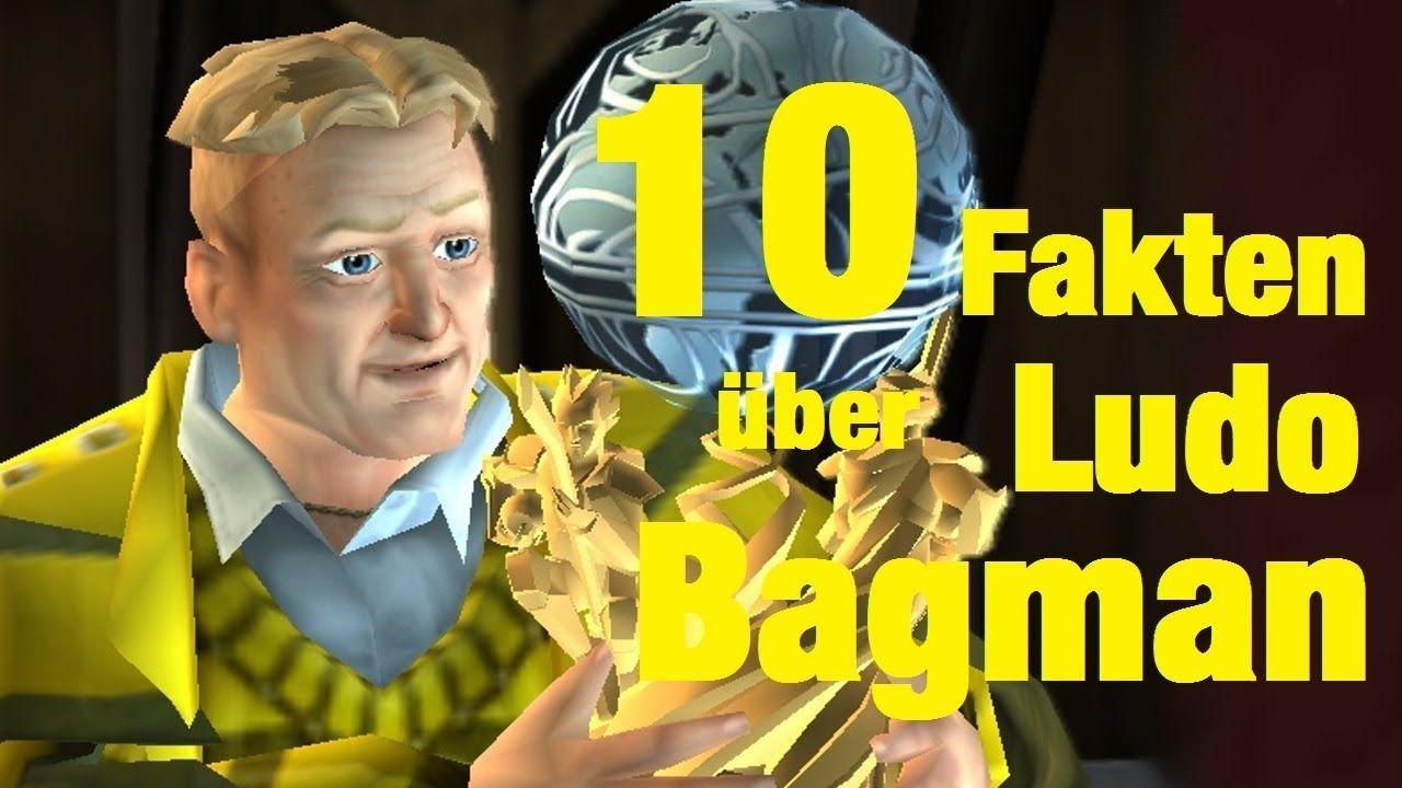 10 Fakten Uber Ludo Bagman Fakten Harry Potter Film Filme Sehen
