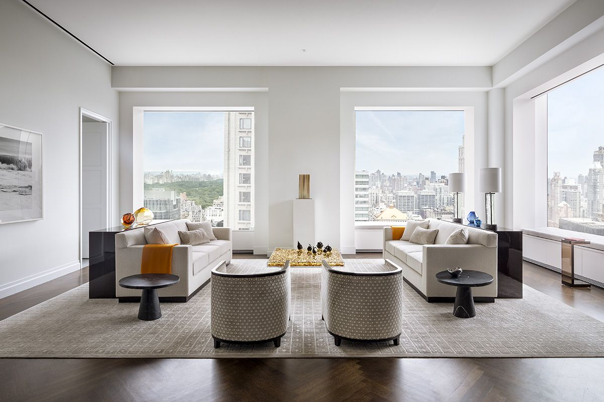 Step Inside the First Complete Apartment at 432 Park Avenue