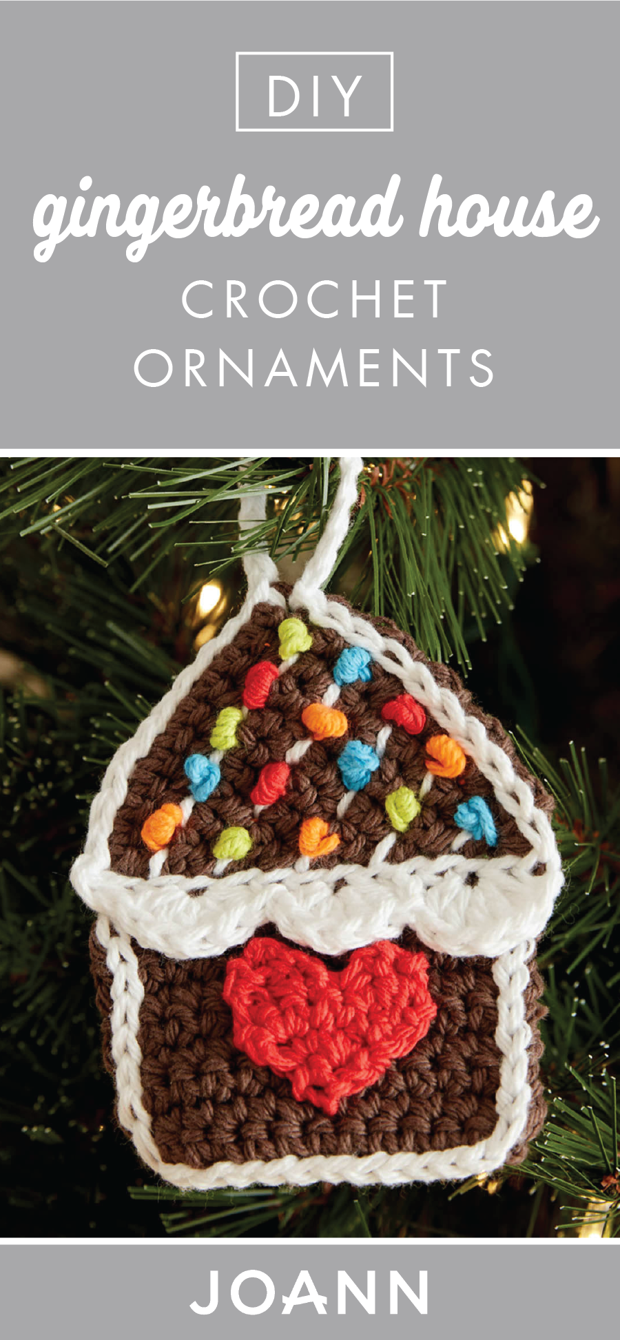 Add a charming, homemade touch to your Christmas tree this ...