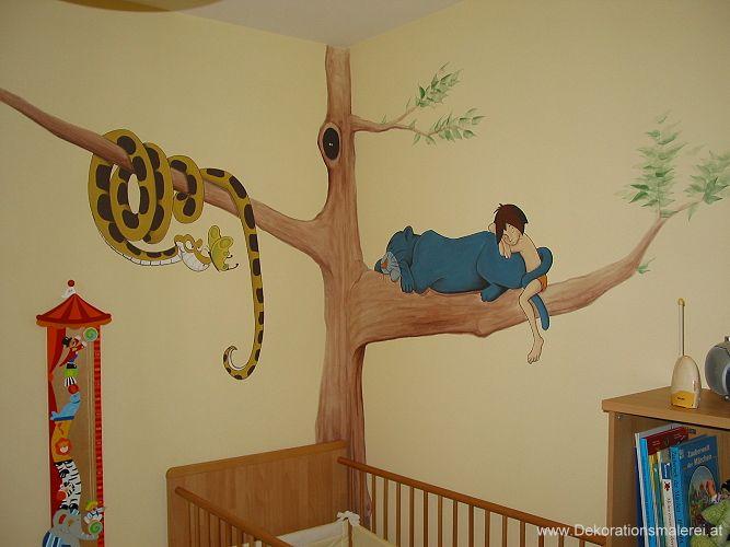Pin von Pokis Braut auf Kinderzimmer | Pinterest | Wandmalereien ...