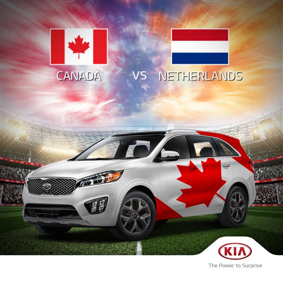 Kia Canada on | Celebs x Kia | Fifa, Vehicles