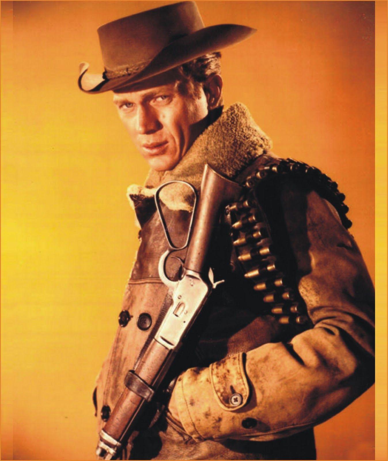 Steve Mcqueen Holster - Gun Holsters, Rifle Slings and Knife