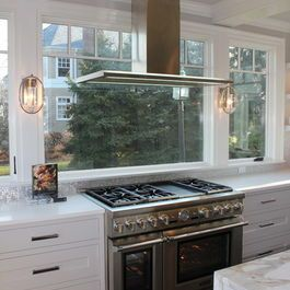 Window Behind Stove Spring Valley Inspiration Board