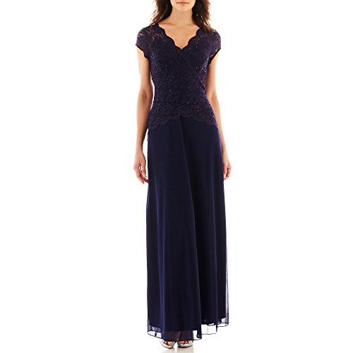 e80eb46029be Onyx Nite Sparkle Lace Dress 4 Navy -- Read more at the image link ...