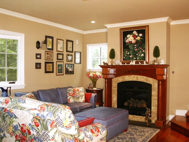 Decorating Ideas for Fireplace Mantels and Walls Home decor